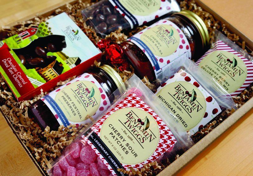Ben's Cherry Favorites Gift Box