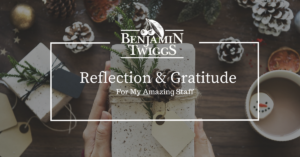 Reflection and Gratitude featured image, gift