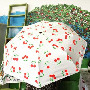 cherry umbrella