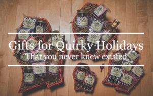quirky holidays